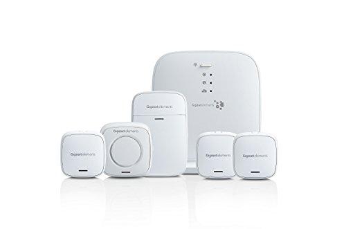 Gigaset elements Pack Alarme M – Solution de Surveillance à Distance du Domicile