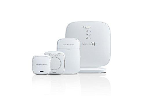 Gigaset elements Pack Alarme S – Solution de Surveillance à Distance du Domicile