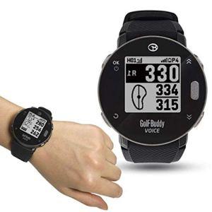 GolfBuddy Voice3 GPS Télémètre de Golf avec Pente Automatique