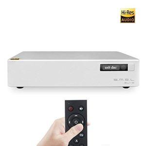 HiFi Décodeur SMSL SU-8 2ES9038Q2M USB PCM32 768 kHz DSD64 DSD512 DSD Balance DAC Décodeur