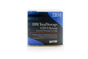 Lenovo IBM – LTO Ultrium – Cartouche de Nettoyage – pour System Storage TS2340 Tape Drive; TS2900 Tape Autoloader; TS3100 Tape Library