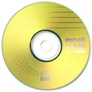 Maxell CD-R XL-II Lot de 1000 disques Audio Anti-Rayures