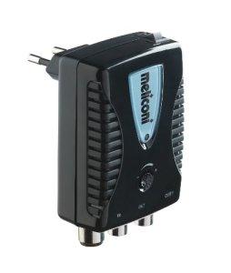 Meliconi AMP-20 – Amplificateur d'Intérieur pour Antenne TV