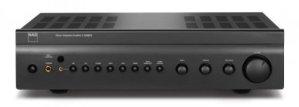 NAD C326BEE Amplificateur stéréo Intégré Série Classique 2 x 50 W Noir Graphite