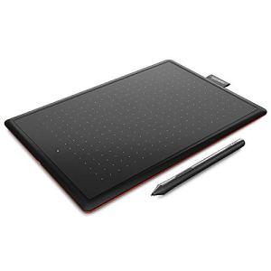 no brand Dessin lumière Pad Tablette de Dessin Graphique USB for Art Professionnel Sunzimeng CTL-472 2540LPI for Windows/Mac OS, avec Stylet Sensible à la Pression