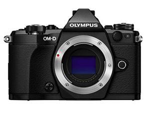 Olympus E-M5 Mark II Appareil photo hybride Ecran LCD 3″ (7,62 cm) 16,1 Mpix Noir