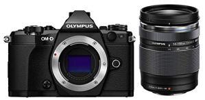 Olympus OM-D E-M5 MARK II 14-150 / 4,0-5,6 M.zuiko Digital ED II Black Appareils Photo Numériques 17.2 Mpix