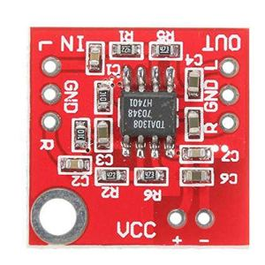 ouying1418 3v-6v Tda1308 Headphone Amplifier Board AB Amp Preamplifier Module for Arduino