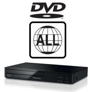 Panasonic lecteur Blu-Ray intelligent Dmp-bd84eb-k Multirégions pour DVD