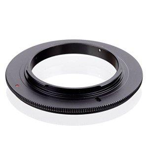 Pixtic – Bague d'inversion/inversée macro 67mm pour boitier CANON EOS
