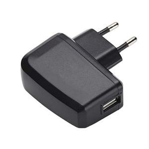 Slabo Chargeur Adaptateur Secteur AC/USB pour OUKITEL C11 | C11 Pro | K7 Pro Chargeur Voyage Chargeur Ultra Slim – Noir