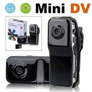 AZHom Caméra caméscope HD DV Mini enregistreur vidéo numérique caméra aérienne