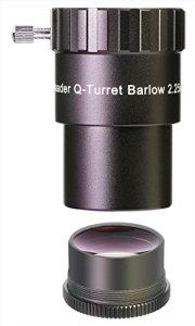 Baader Lentille de Barlow 2,25x/1,3x Q – 1,25″