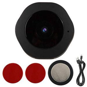 Biunixin Mini Appareil-Photo de HD 1080P WiFi, système de Surveillance à la Maison de Vision Nocturne de caméscope de PIR