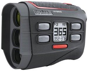 Bushnell Hybrid V2Télémètre Laser de Golf Noir