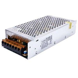 DC 5V universel d'alimentation à découpage régulée pour LED Bande de vidéosurveillance–UK, DC5V 30A 150W, 6