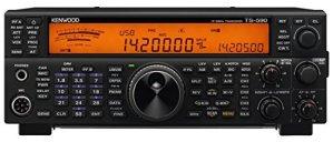 Kenwood New ts-590sge 100Watts HF/6m Toutes les Mode DSP Amateur émetteur-récepteur