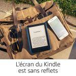 Kindle, maintenant avec un éclairage frontal intégré – Avec offres spéciales, Noir