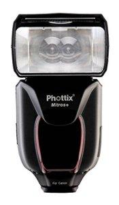 Phottix Mitros+ avec flash pour appareil photo Canon