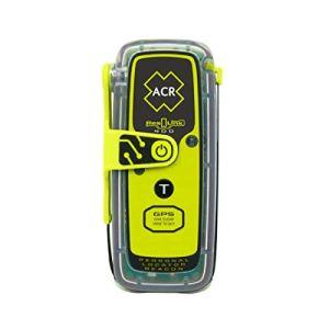 Acr ResQLink 400 – Balise de Localisation Personnelle GPS Flottante (Modèle: PLB-400) avec Bracelet Giant Loop – Programmée pour l'Enregistrement Français