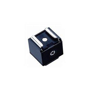 Linkstar Sabot Adaptateur HS-25A3 avec Prise PC + câble de Synchro SC-253 2.5 mm