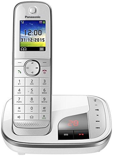 Panasonic KX-TGJ320GW Téléphones sans Fil Répondeur Ecran