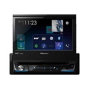 PIONEER AVH-Z7200DAB Radio numérique de Voiture 1-DIN CarPlay Android avec antenne Dab