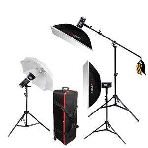 PIXAPRO CITI600 Manuel HSS Portable Flash Kit Mariage Location Extérieur Strobe GN87 2 Year Garantie RU Stocks UK TVA enregistré
