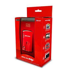 Qstarz Enregistreur GPS BL-1000GT Standard BL-1000GT Standard Rouge 1 pc(s)