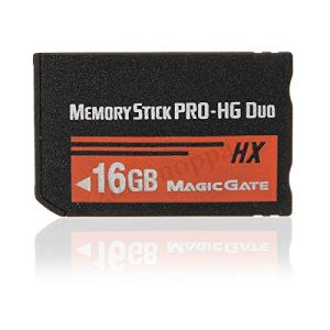 SODIAL 16 GB Cle USB Ms Pro Duo Hx Flash Carte pour Sony PSP Camera Cybershot