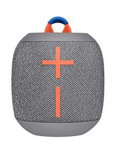 Ultimate Ears Wonderboom 2 Enceintes sans Fil Bluetooth Portables, Basse Profonde , Son Puissant à 360°, Etanche, Flottante, Couplez 2 Enceinte pour un Vrai Stéréo, Batterie Longue Durée 13h – Grise