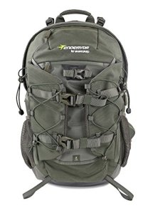 Vanguard Endeavor 1600 Backpack, Green, 26 L by Vanguard