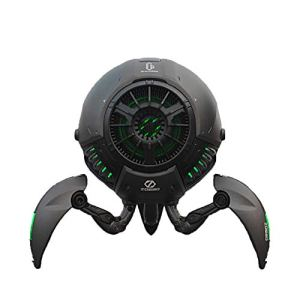 YEQ Gravity Planet Haut-Parleur sans Fil ZOEAO Subwoofer Mobile Subwoofer Portable Audio Bluetooth 5.0