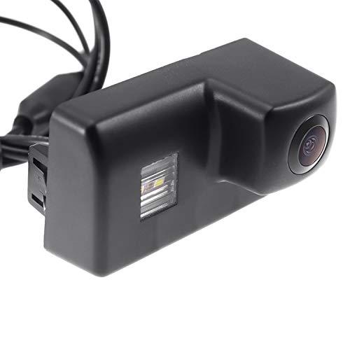 ZWNAV Caméra de recul pour Peugeot Haute Définition Vision Nocturne Étanche Caméra de recul de Voiture Caméra de recul 170° Grand Angle Recul Lignes de stationnement Dynamiques
