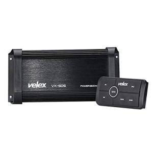 Amplificateur Bluetooth Marin 4 canaux Classe D 800 W Amp stéréo sur Les Bateaux UTV ATV Golf Chariots et Voitures
