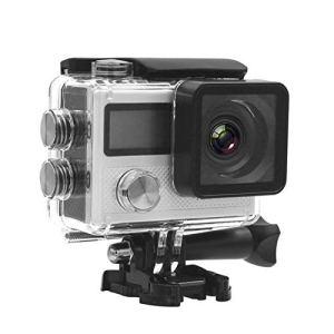 Caméra Sport Double Écran 4K Caméra Sport HD WiFi Extérieur Caméra DV Sport Étanche Enregistreur De Conduite