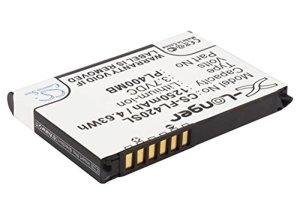 Cameron Sino Rechargeble Batterie Compatible avec Pharos Traveler GPS 535