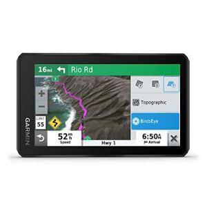 Garmin zumo XT – GPS Moto – Grand écran 5.5 Pouces – Cartes Europe 46 Pays – Navigation sur et Hors Route- Cartes, Trafic, Zones de Danger gratuits – Appels Mains Libres – Contrôle de la Musique