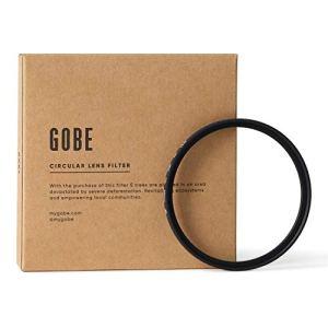 Gobe – Filtre UV pour Objectif 58 mm (1Peak)