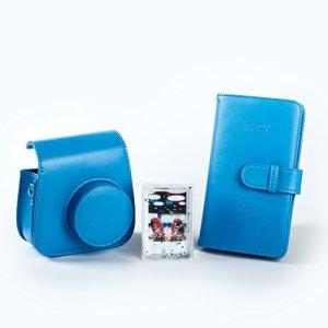 Instax Mini 9Kit d'accessoires–Bleu Cobalt