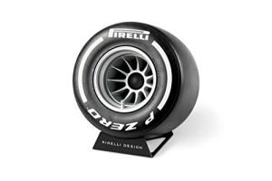 ixoost pirelli pzero Sound Haut-Parleur Bluetooth, Blanc