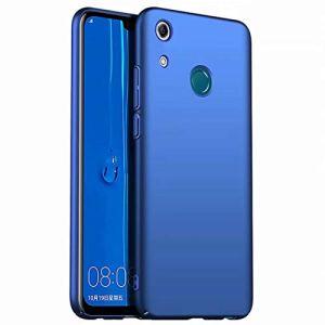 NiaCoCo Compatible avec Coque Xiaomi Redmi 7A Anti-Chute PC Dur Silicone Antichoc Ultra Mince Anti-Rayures Protecteur Étui pour Téléphone pour Xiaomi Redmi 7A Cas-Bleu
