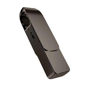 SODIAL Extension de TéLéPhone D'Enregistrement StéRéO Teyp-C, Enregistreur NuméRique Portable à Disque U, Adapté à L'Apprentissage en ConféRence