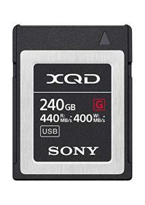 Sony Qdg240 F 240 Go Carte memoire Flash