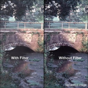 Tiffen-Black Pro-Mist 1/2 Filtre Ringfilter 40,5 mm