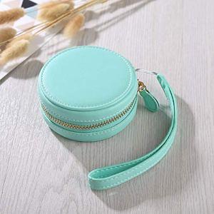 Accessoires pour appareils Photo Cas Housse en Cuir PU Zipper for Casio TR-M10 / TRM Mini Sac en Cuir (Couleur : Green)