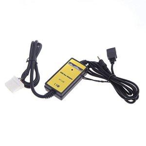 Auto Voiture USB AUX-IN adaptateur interface radio lecteur MP3pour Mazda 323/3/5/CX7/MX5/MPV/Miata