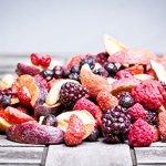 Brix, Grown For Flavour Fruits framboises lyophilisés (85G)