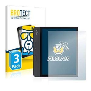 brotect Protection Ecran Verre Compatible avec Kobo Forma (3 Pièces) Film Protecteur Vitre 9H Anti-Rayures, AirGlass