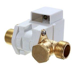 Doradus 220V 1 / 2inch électrique n / c électrovanne pour l'air de l'eau